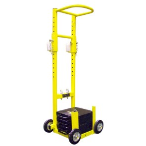 ISC DW100 Deadweight Trolley
