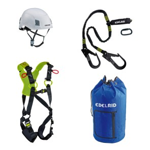 TOP Set PSAgA EDELRID