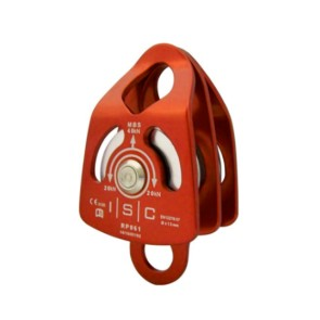 ISC Small Double Prussik Pulley