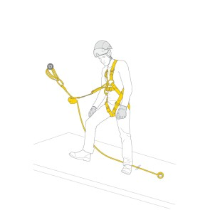 Petzl ASAP® FALL ARREST KIT